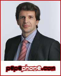 Pedro Serrahima, director de Pepephone.