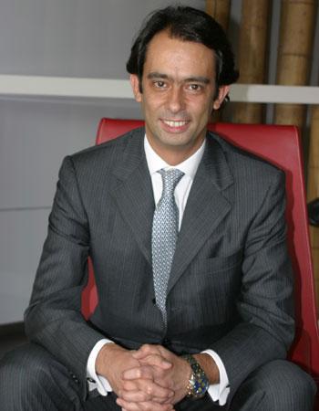 Carlos Vecino, de Vodafone
