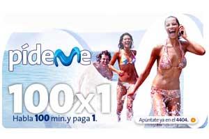 Movistar permite hablar 100 minutos pagando sólo el primero y Vodafone lanza una tarifa plana de SMS