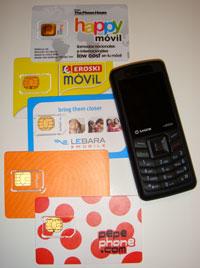 ¿Cuántos clientes ha conseguido cada operadora móvil virtual?