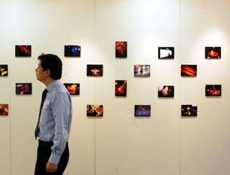 China abre su primera exposición de fotografías realizadas desde el móvil