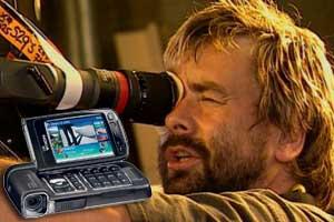 Gary Oldman rodará un cortometraje con un Nokia N93