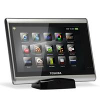 El tablet Toshiba JournE Touch, gratis con Yoigo en The Phone House