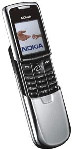 Nokia supera el millón de unidades vendidas de su modelo 8800