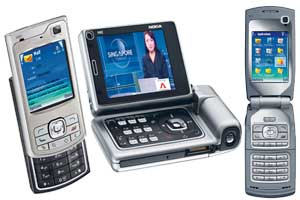 Nokia presenta el móvil que permite ver y grabar en directo programas televisivos