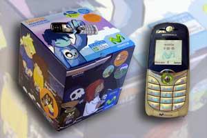 Movistar lanza el primer móvil para niños