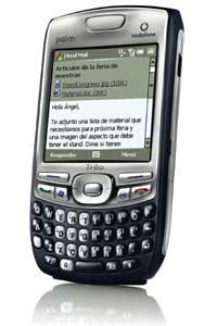 Vodafone alcanza un acuerdo para la gestión del correo del Palm Treo 750v