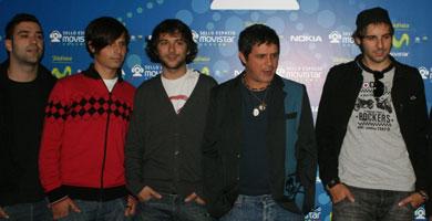 El grupo Ragdog, la primera apuesta del sello Espacio movistar