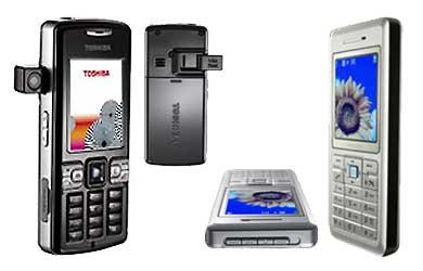 Toshiba presenta sus dos primeros móviles que comercializará en España