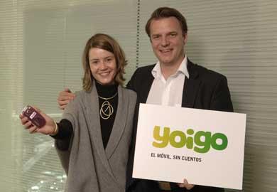 Yoigo alcanza los primeros clientes for Oficinas yoigo