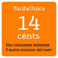 Bankinter Móvil ofrece una tarifa plana por 115euros al mes