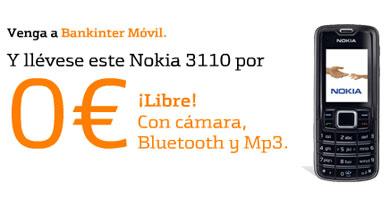 Nueva promoción de Bankinter móvil: ahora regala un teléfono