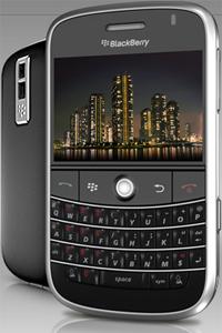 Movistar distribuirá la BlackBerry Bold