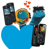Blau se apunta a la moda de vender móviles a pares