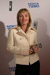 Nokia presentó en sociedad su nueva colección de móviles fashion