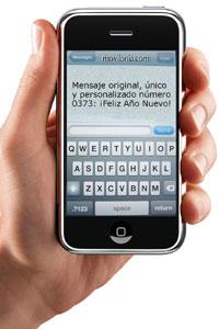 Cada español envió más de 30 mensajes para felicitar la pasada Navidad