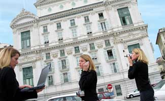 Movistar acerca Internet a los móviles