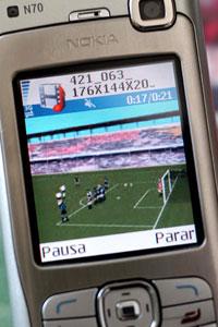 Movistar rebaja su oferta de televisión móvil hasta 5,8 euros al mes