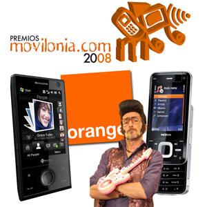 Orange y Nokia, mejor operadora y fabricante de telefonía móvil de 2008
