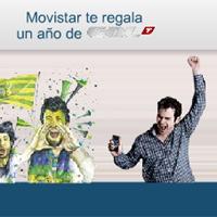 Movistar regala GOLT en el móvil contratando una tarifa de datos
