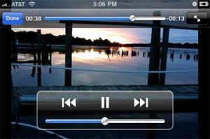 Los iPhone 2G y 3G ya pueden grabar vídeo