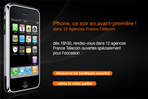 France Telecom pierde la exclusividad del iPhone