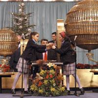 Movistar vende participaciones de lotería de Navidad