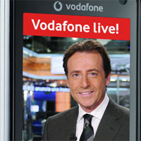 Antena 3 ya se ve en directo desde los móviles 3G de Vodafone