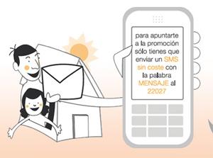 Vodafone lanza tarifas planas de SMS y MMS