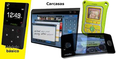 Modu, el móvil que se transforma en mil aparatos