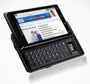 Motorola Droid: el mejor gadget de 2009 para Times