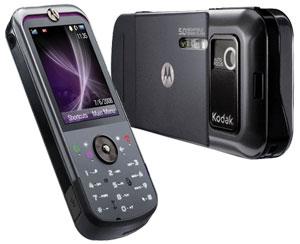 Motorola y Kodak lanzan Motozine ZN5