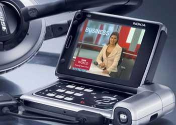 Amena presenta su modelo de televisión para el móvil