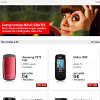 Renovar el móvil una vez al año, no hace daño... a Vodafone
