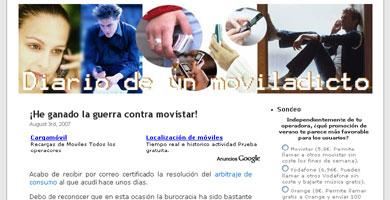 Consumo obliga a movistar a devolver a un blogger de Movilonia.com la penalización por darse de baja