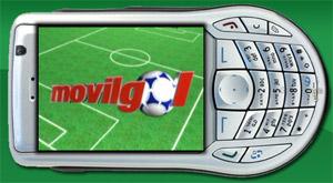 Nace Movilgol, un servicio de envío de goles al móvil