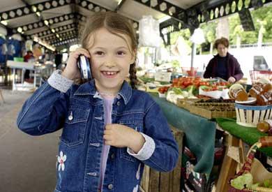 Fabricantes y operadoras ponen el ojo en el mercado infantil