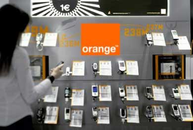 Orange utiliza la misma empresa que Movistar para cambiar de marca