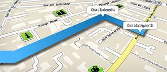 Los usuarios de Nokia tendrán GPS gratis