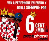 Pepephone inicia el año como Rey de las tarifas