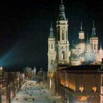 Un juego para el móvil guía a los turistas por los monumentos de Zaragoza