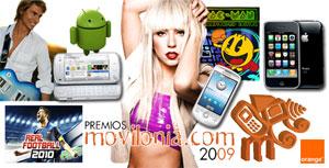 ¿Cuáles son los mejores móviles, operadoras y servicios de 2009?