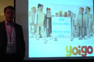 El CEO de Yoigo: No habríamos crecido tanto sin la crisis