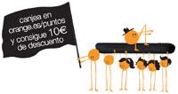 Orange recuperará el programa de puntos para sus clientes de prepago