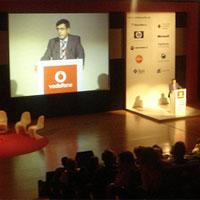 El presidente de Vodafone justifica los resultados de la operadora en España