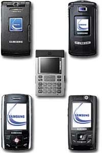 Samsung presenta una nueva línea de teléfonos ultra delgados