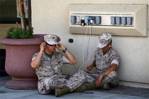 Los soldados usarán el iPhone como herramienta