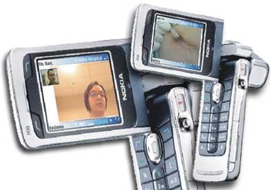 Telefónica Móviles desarrolla la teleasistencia a través del móvil