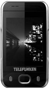 Telefunken presentará un móvil con TDT en el MWC 2009