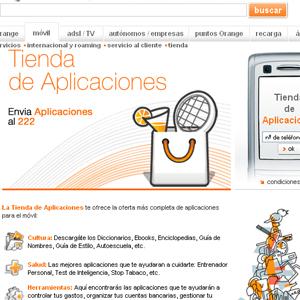 Orange estrena su nueva tienda de aplicaciones